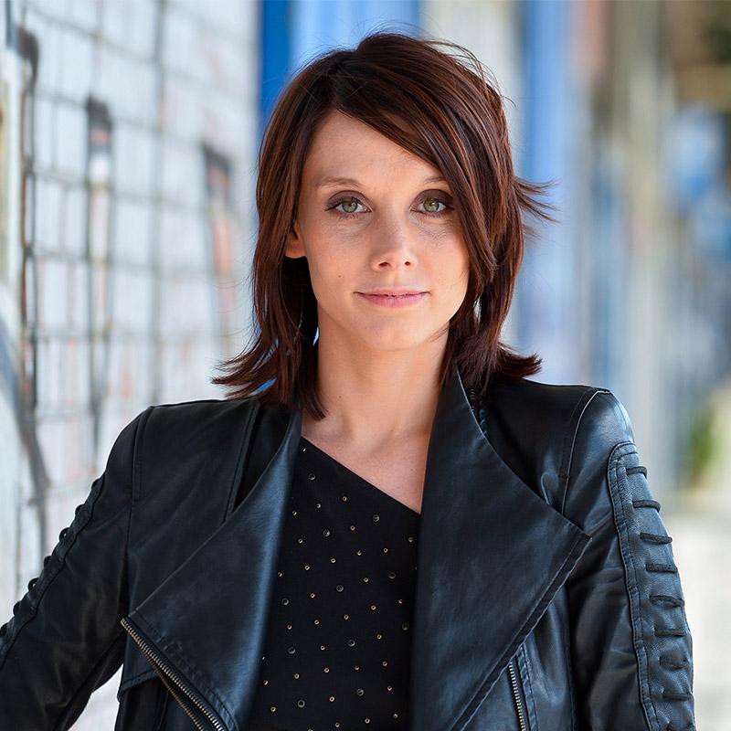 Portraitfoto von Eva Köhler