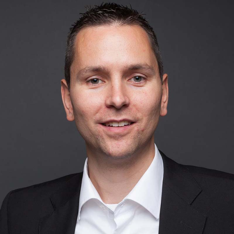 Portraitfoto von Björn Weiner