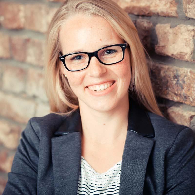 Portraitfoto von Janne Nielsen