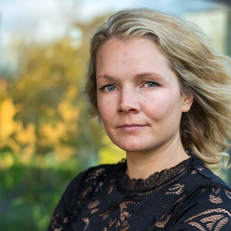 Portraitfoto von Maria Liczkowski