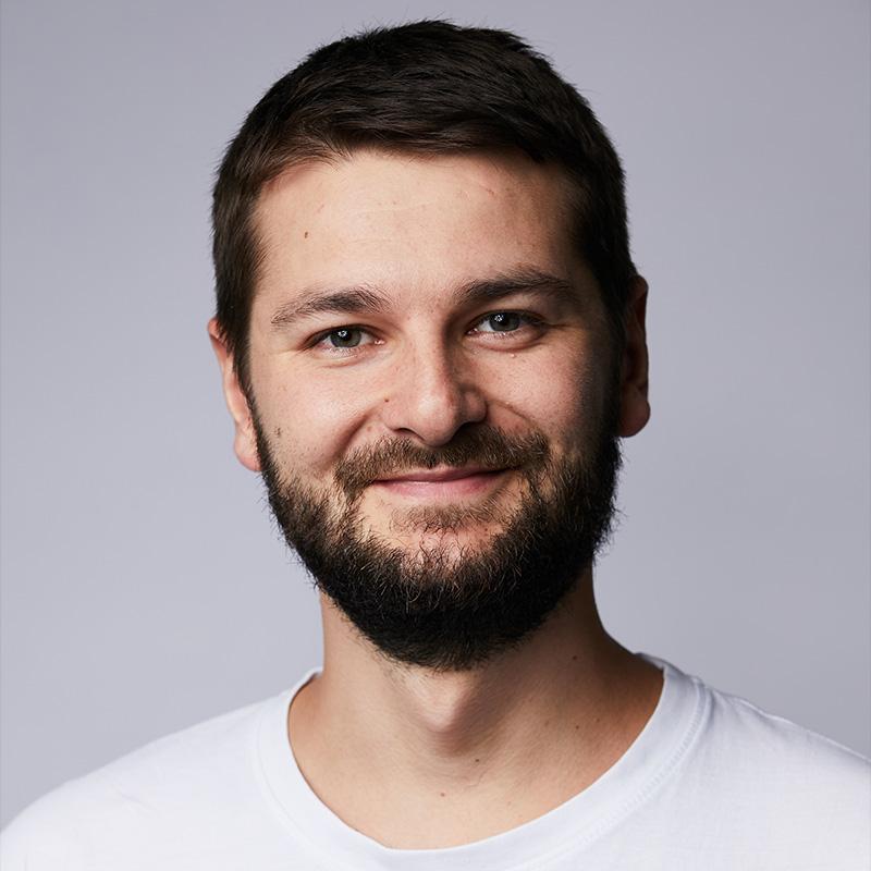 Portraitfoto von Michael Martens