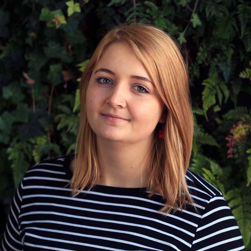 Portraitfoto von Nele Schmidt
