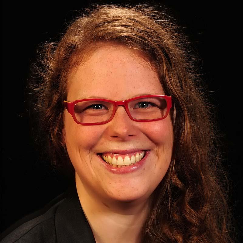 Portraitfoto von Silke Andreas