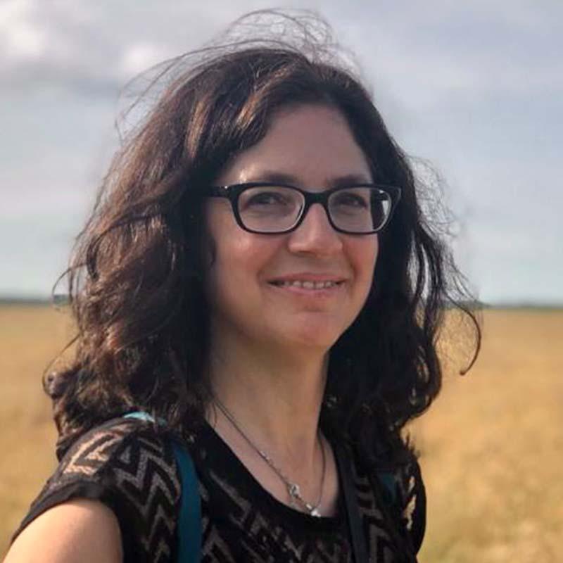 Portraitfoto von Tanja Mühlenbrock
