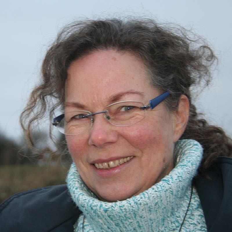 Portraitfoto von Uta Janbeck