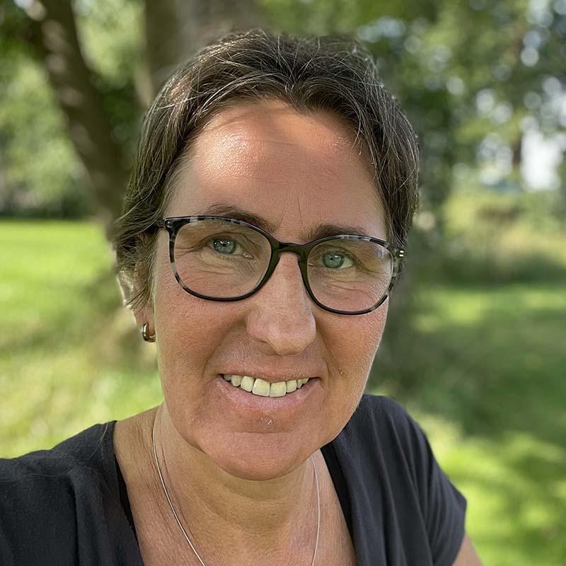Portraitfoto von Wiebke Tischler